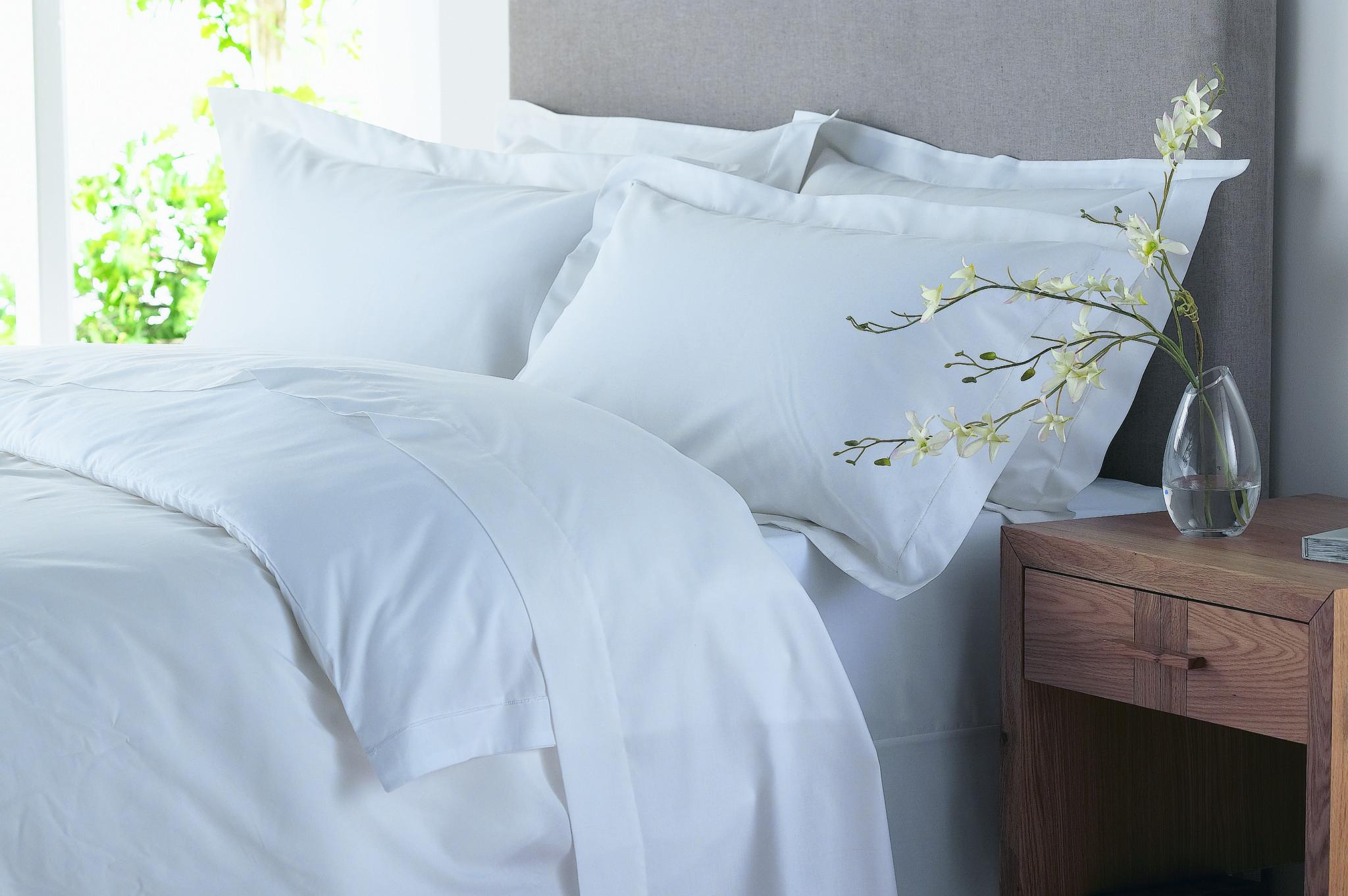The Fine Bedding Hotel Division linen Shot-02