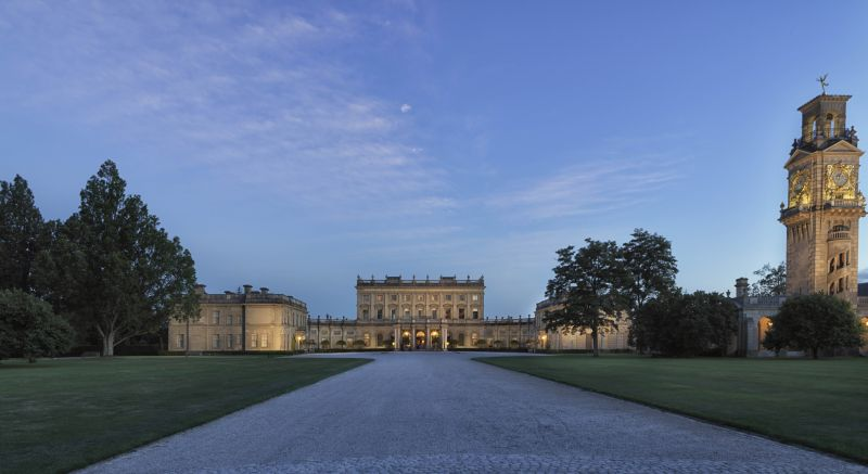 Cliveden – Exterior Shots – Main Mansion (2)