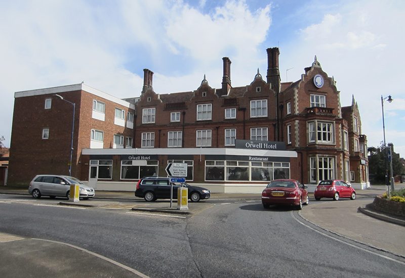 Orwell Hotel external photo May 2016