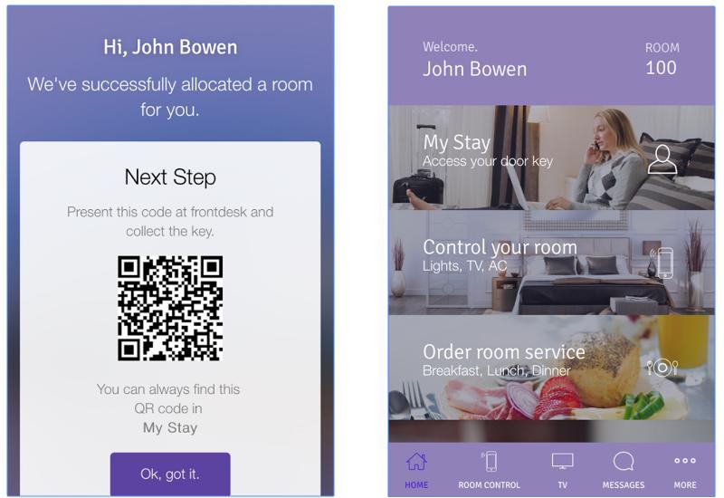 Priscella hotel app