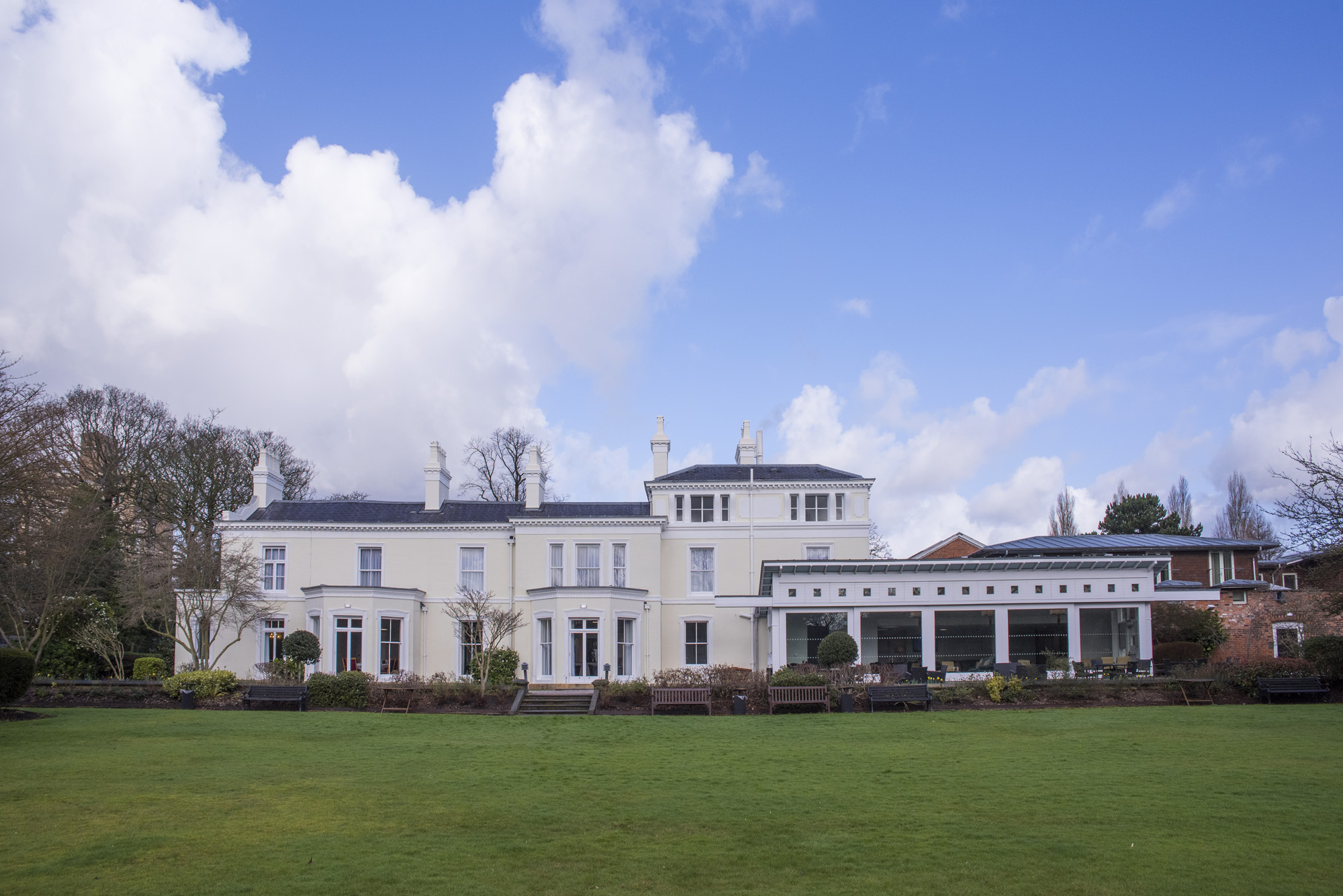 Chancellors Hotel