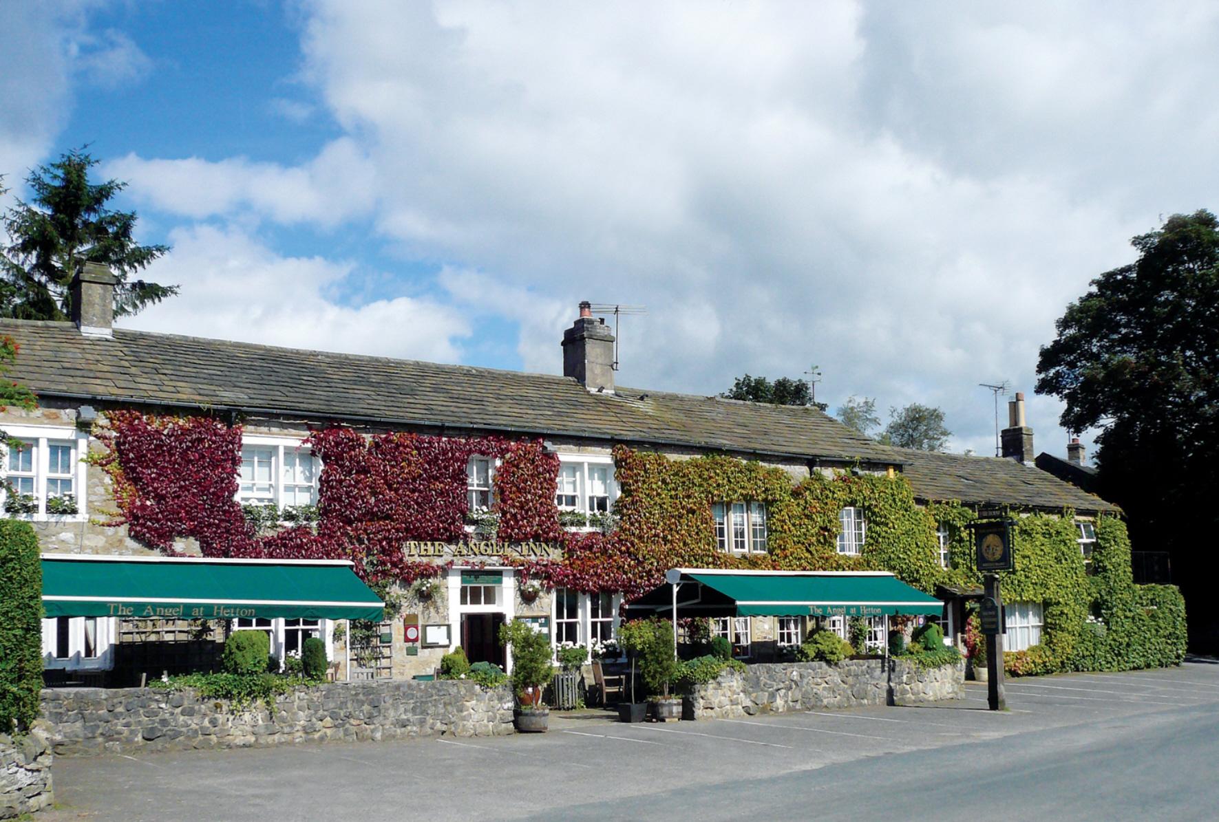 The Angel Inn exterior