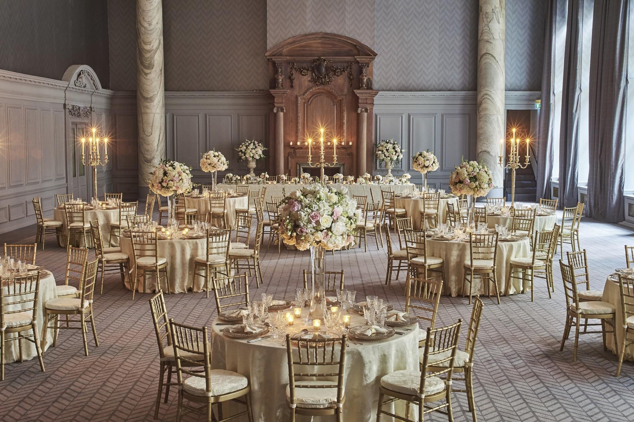 Grand Central Hotel CH_Ballroom_Dinner 1