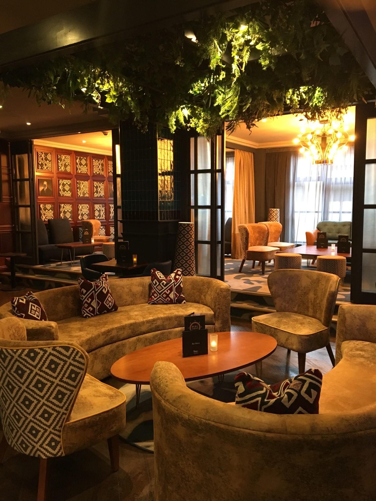 Malmaison Newcastle Bar 3
