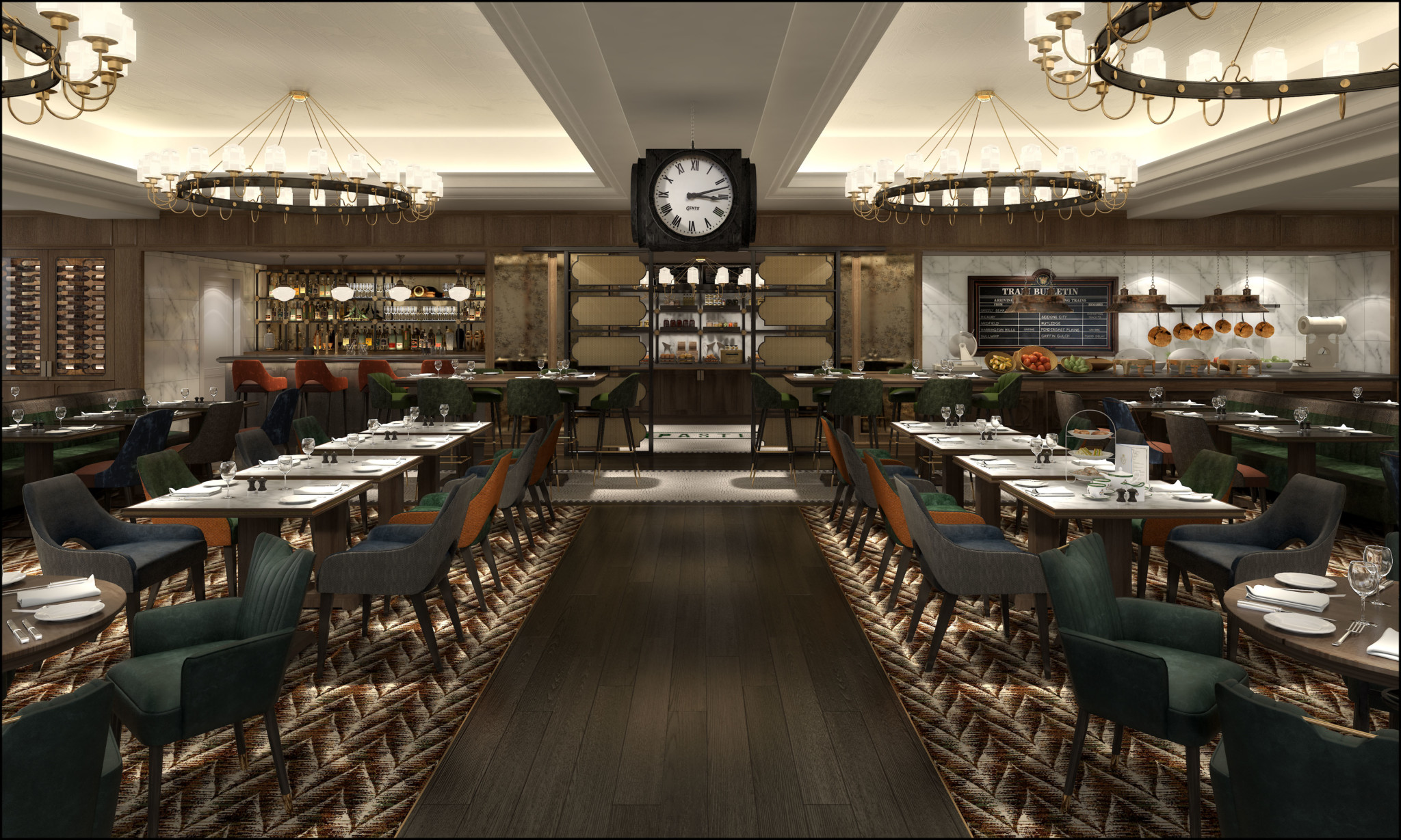 The Rise terrace brasserie and bar (opening June 2017)