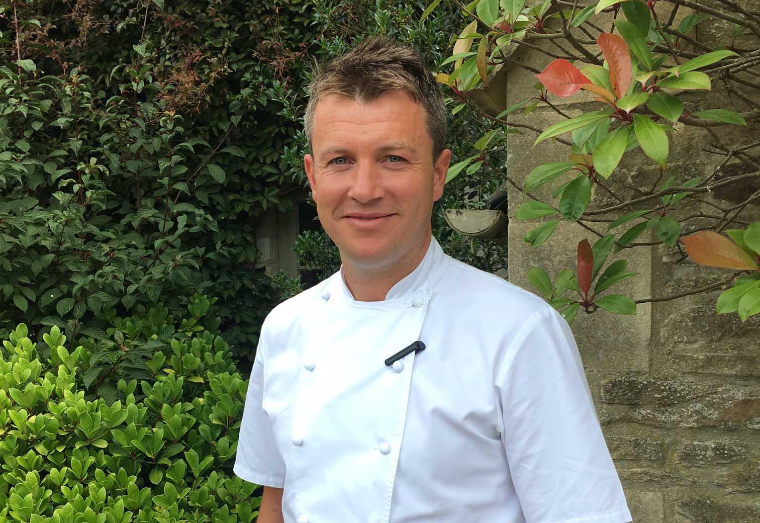 Richard Davies, Executive Chef, Calcot