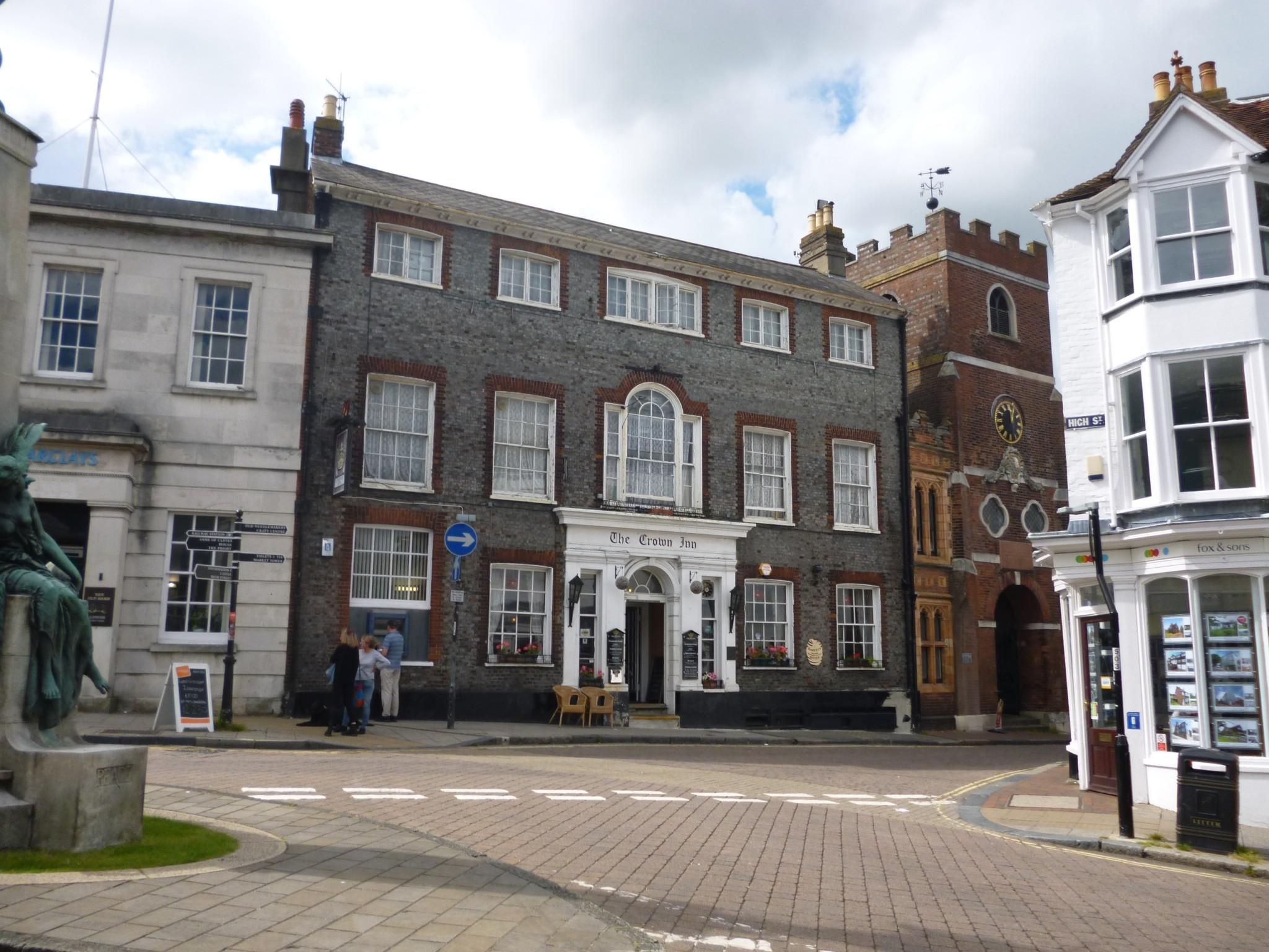 Crown Inn, Lewes