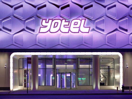 yotel-facade