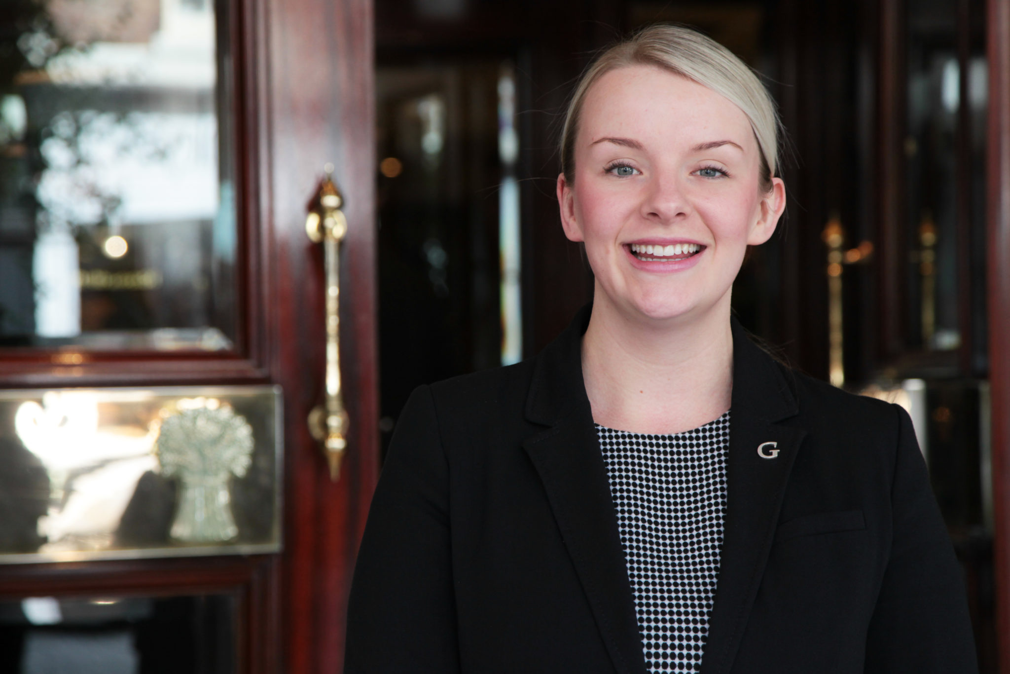 Danielle Facer – Guest Relations Manager
