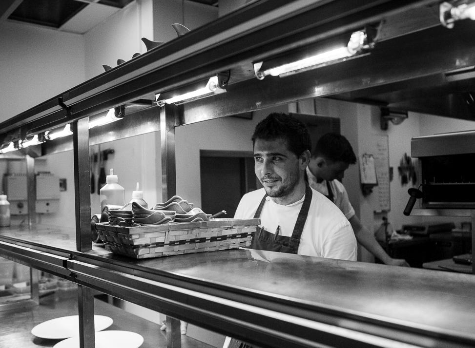 Joe Gould Head Chef Fishmore Hall high res
