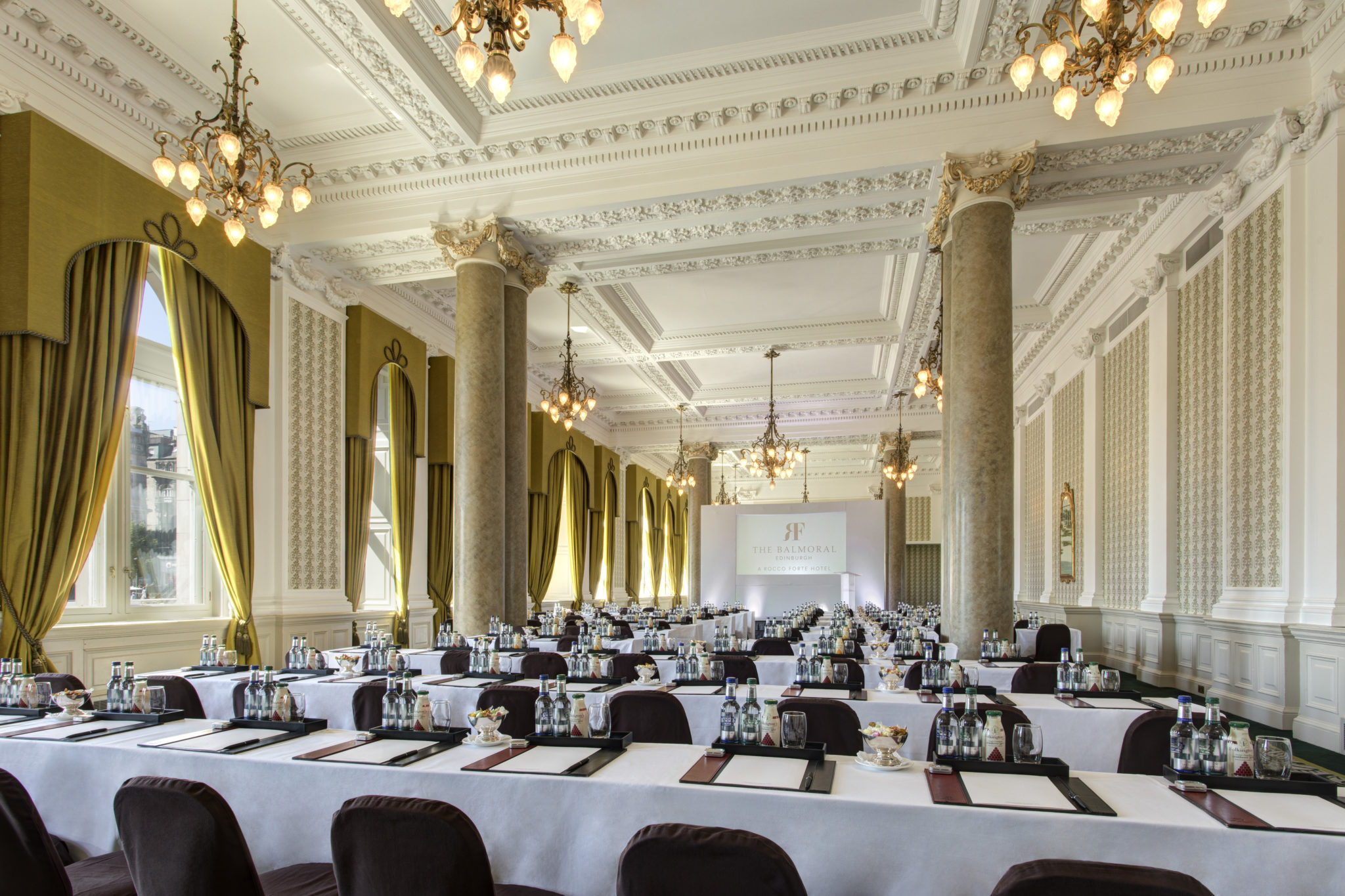 RFH – The Balmoral – Sir Walter Scott Suite – conference