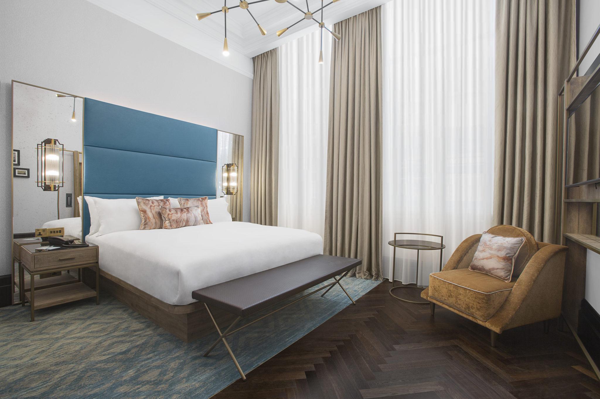 The Dixon_Suite Bedroom