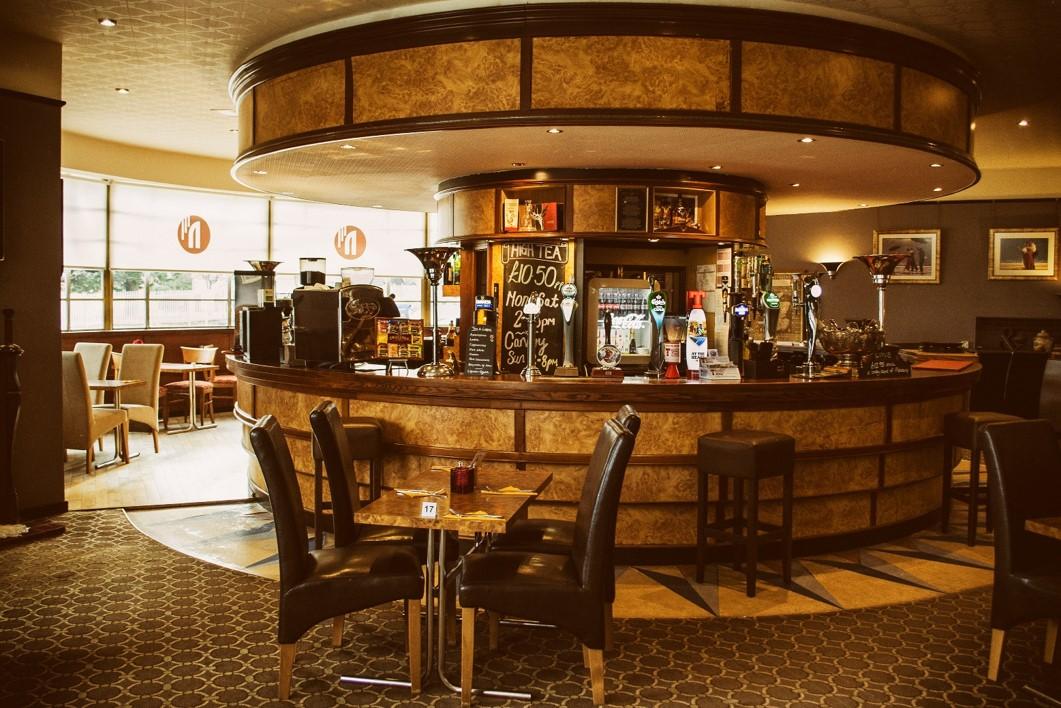 Aberdeen Northern Hotel – bar