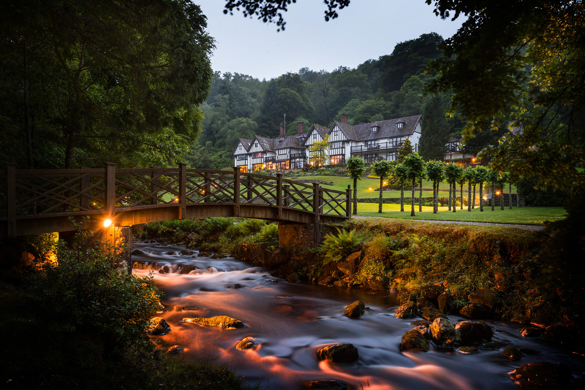 Gidleigh Park and Michael Caines