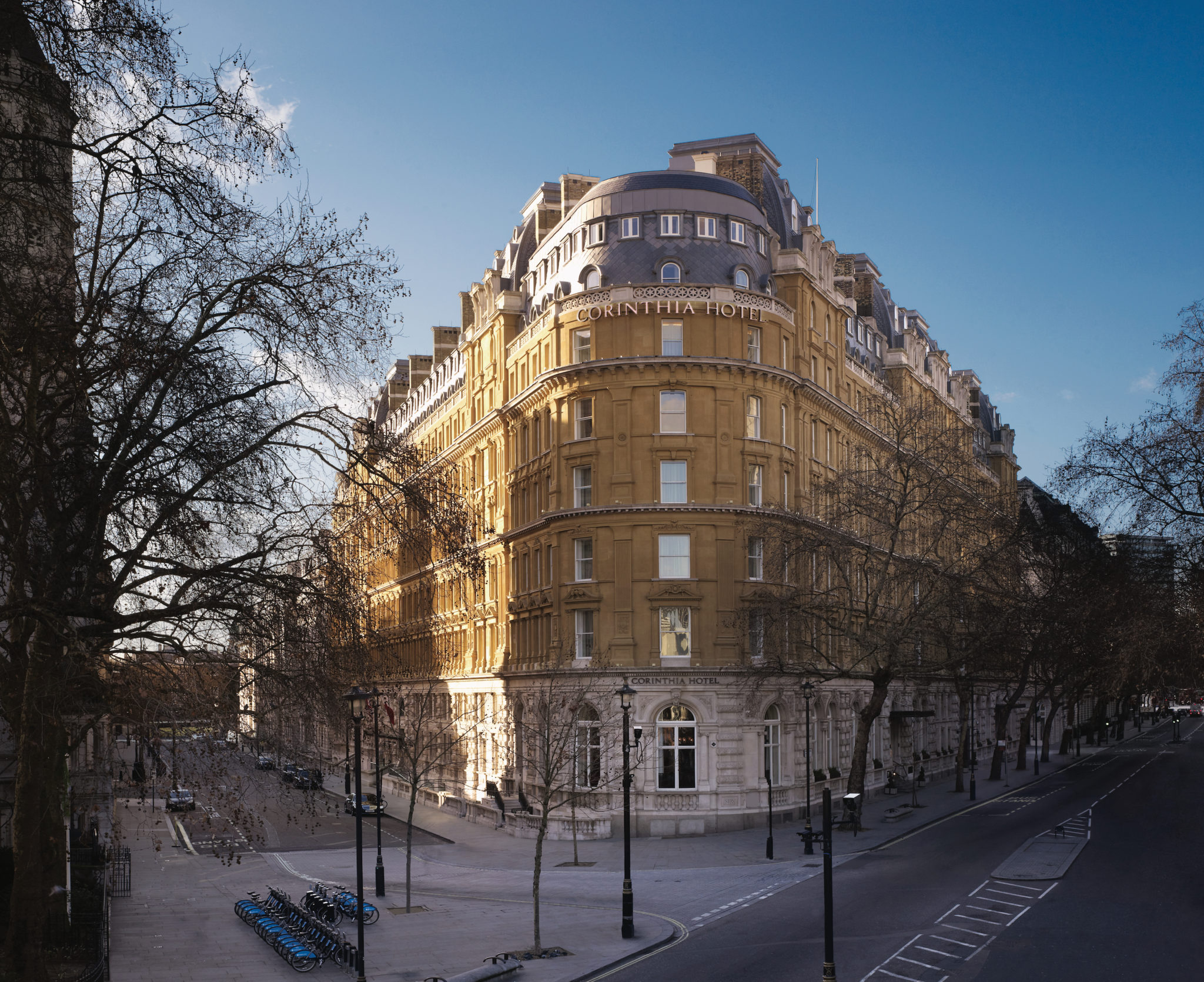 Exterior Corinthia Hotel London