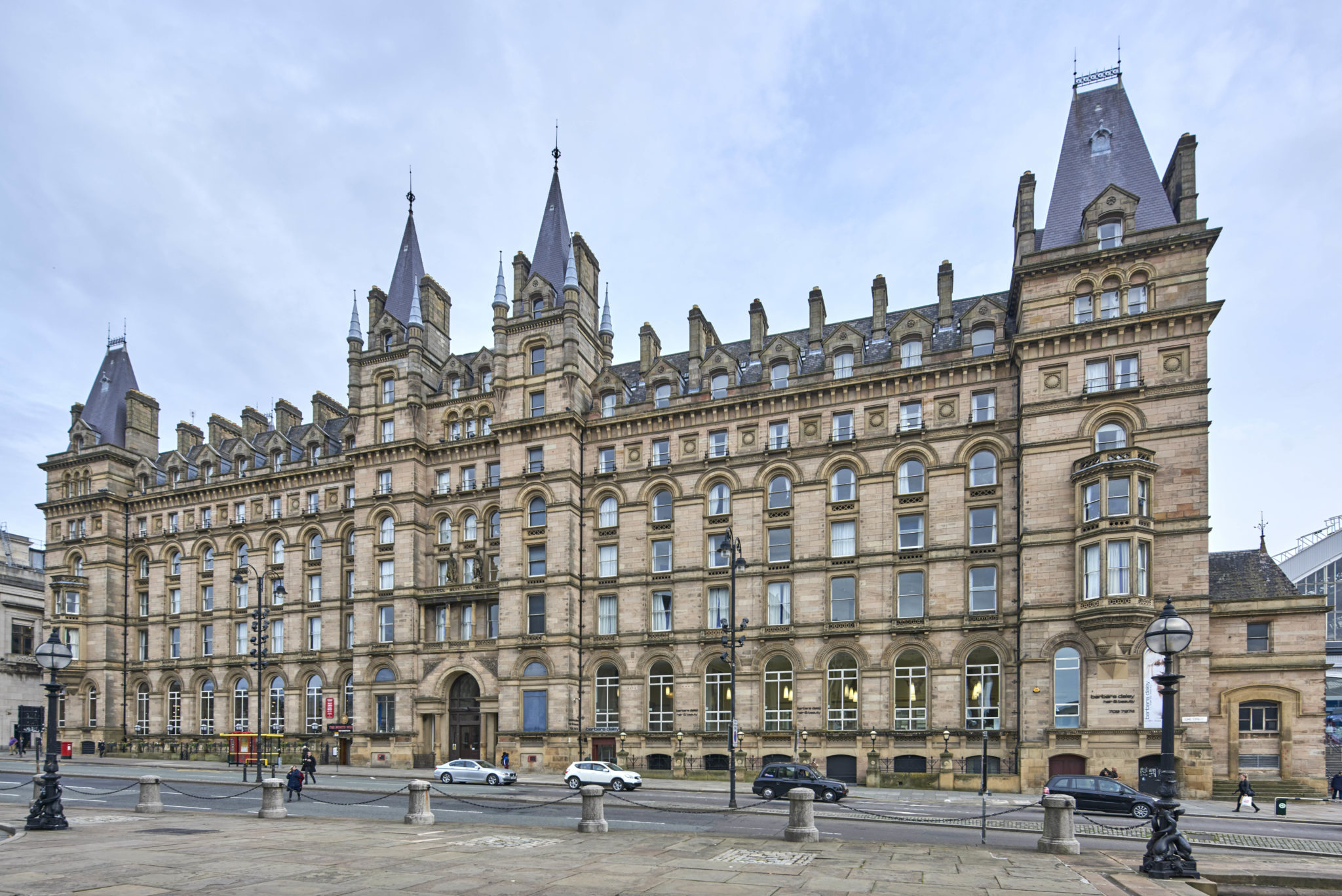 North Western Hall Liverpool exterior