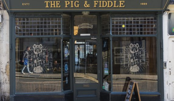 pig and fiddle