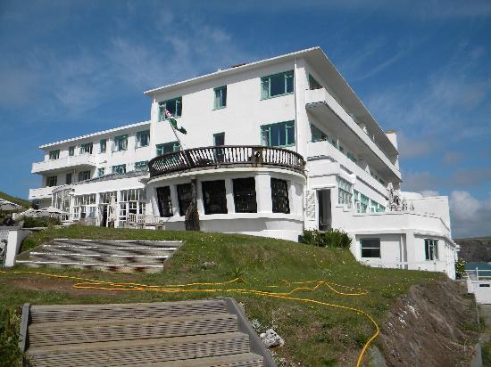 burgh-island-hotel