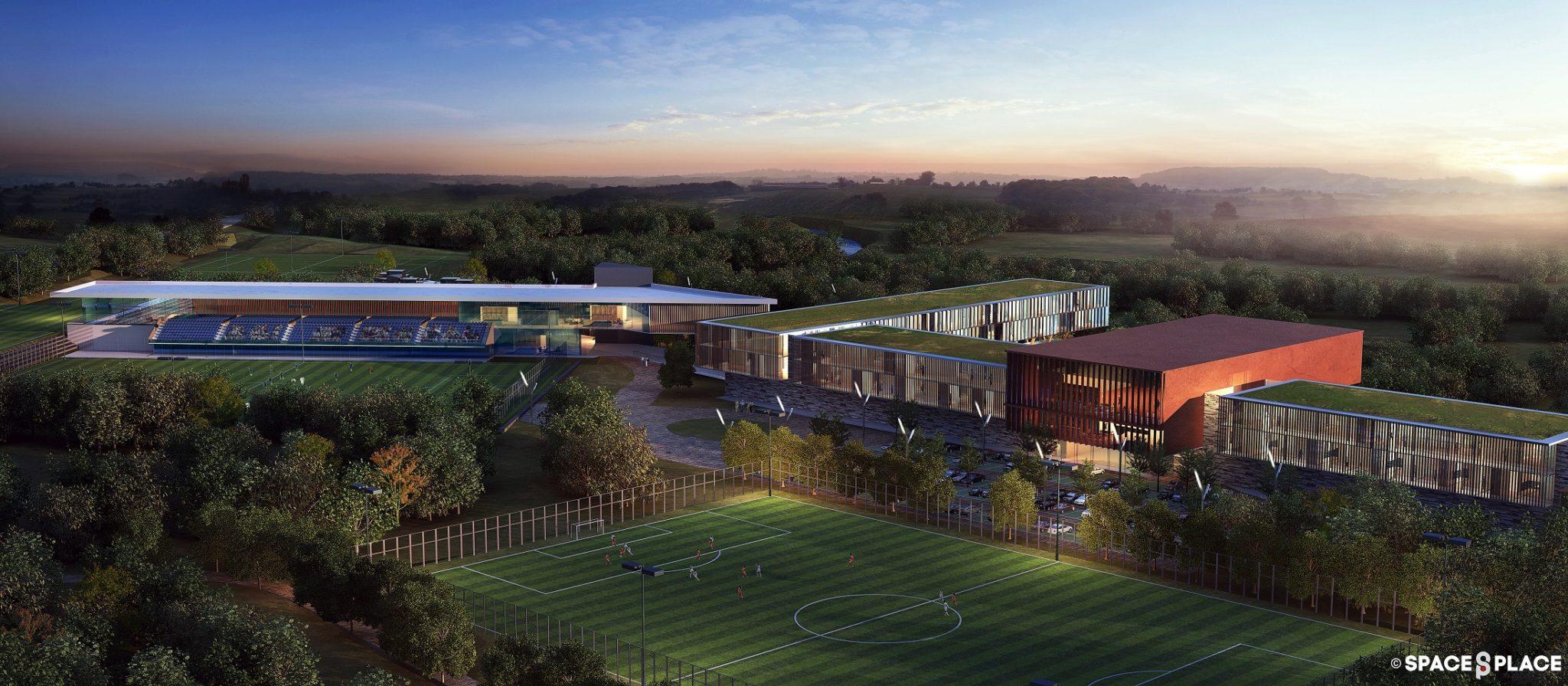 Cheshire FA Ion Development Image