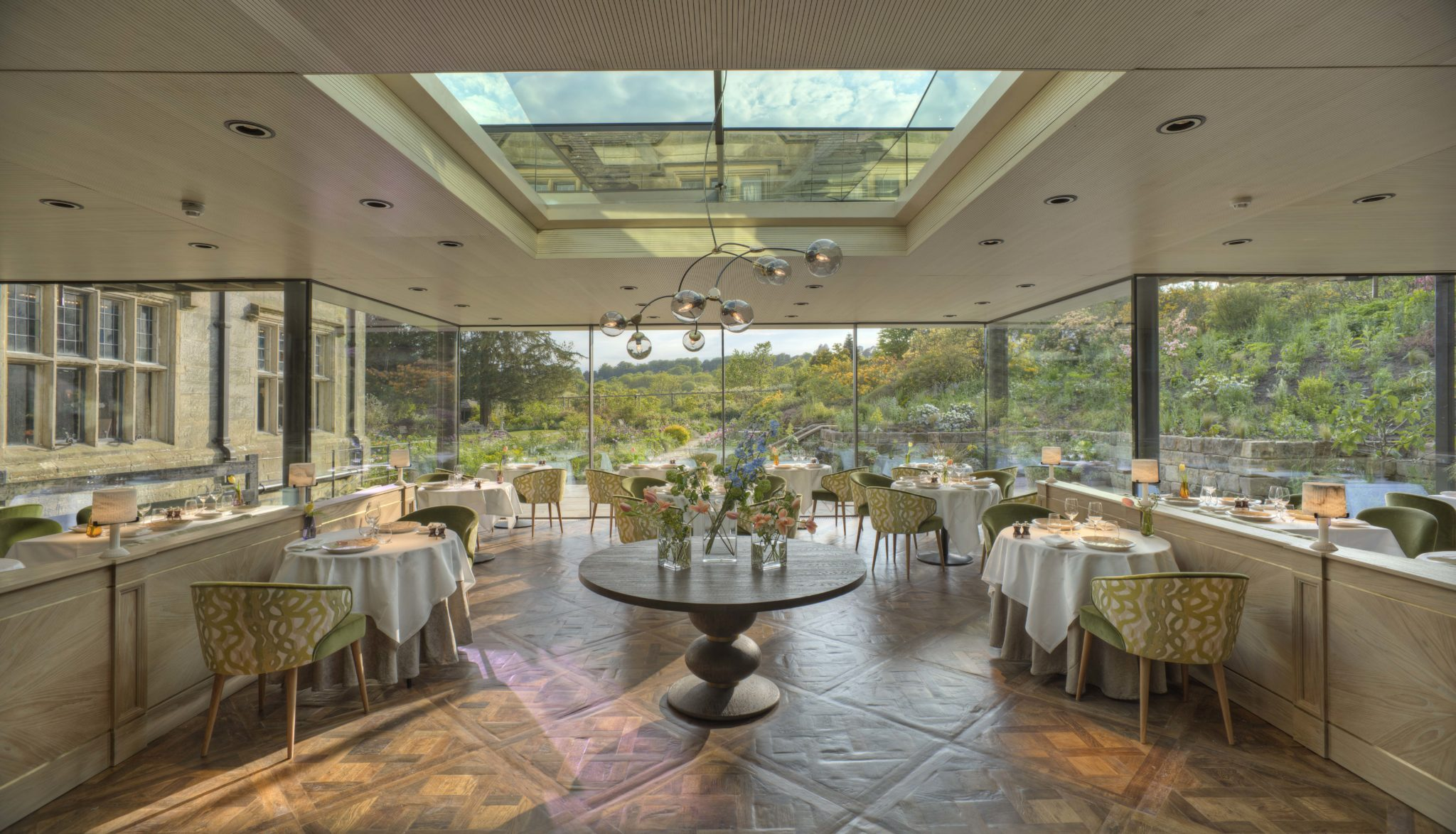Panorama restaurant – Gravetye