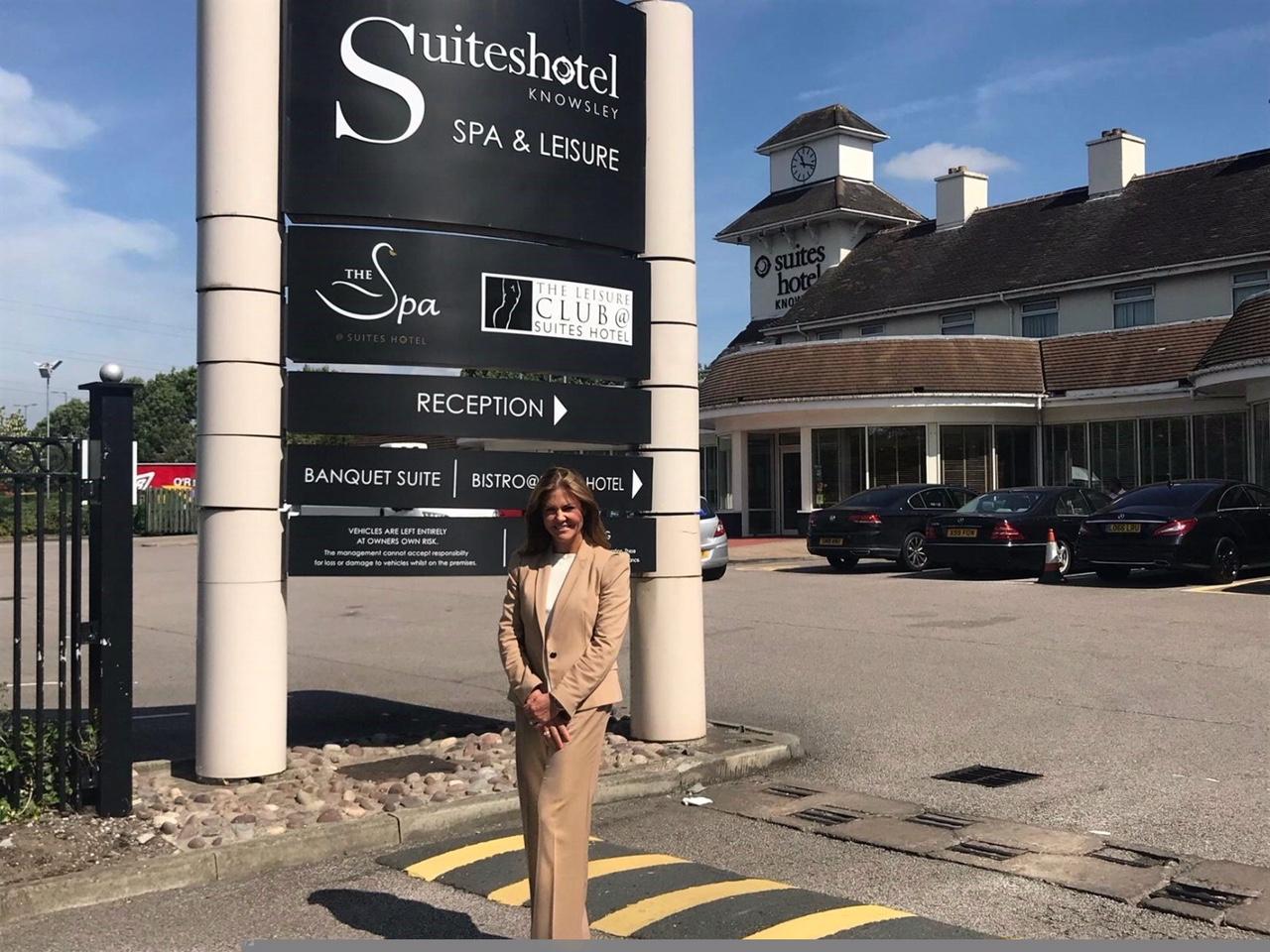 Managing Director of Suites Hotel & Spa Lyndsay Stanistreet-Tyer 2