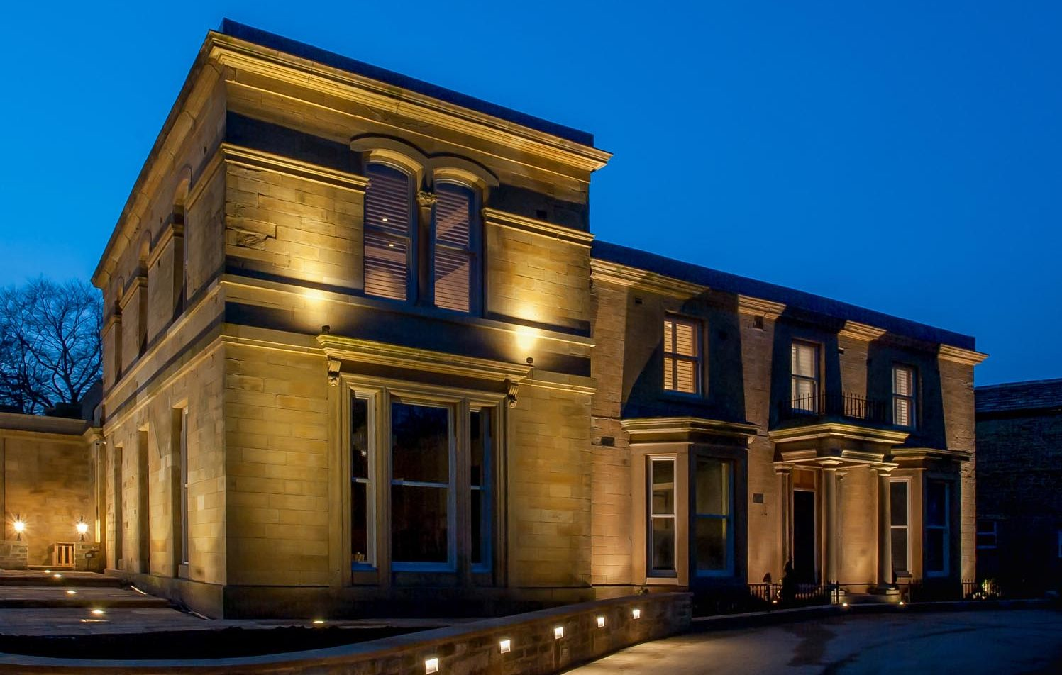 The Manor Hotel, Lindley, Huddersfield, West Yorkshire.