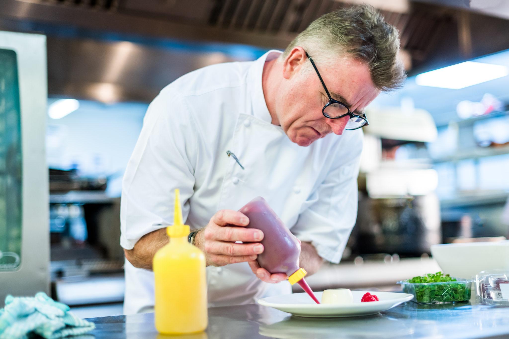 Ragdale Hall Executive Head Chef Martin Carter 2