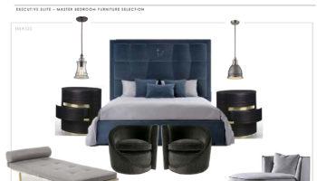 Exec Suite bedroom