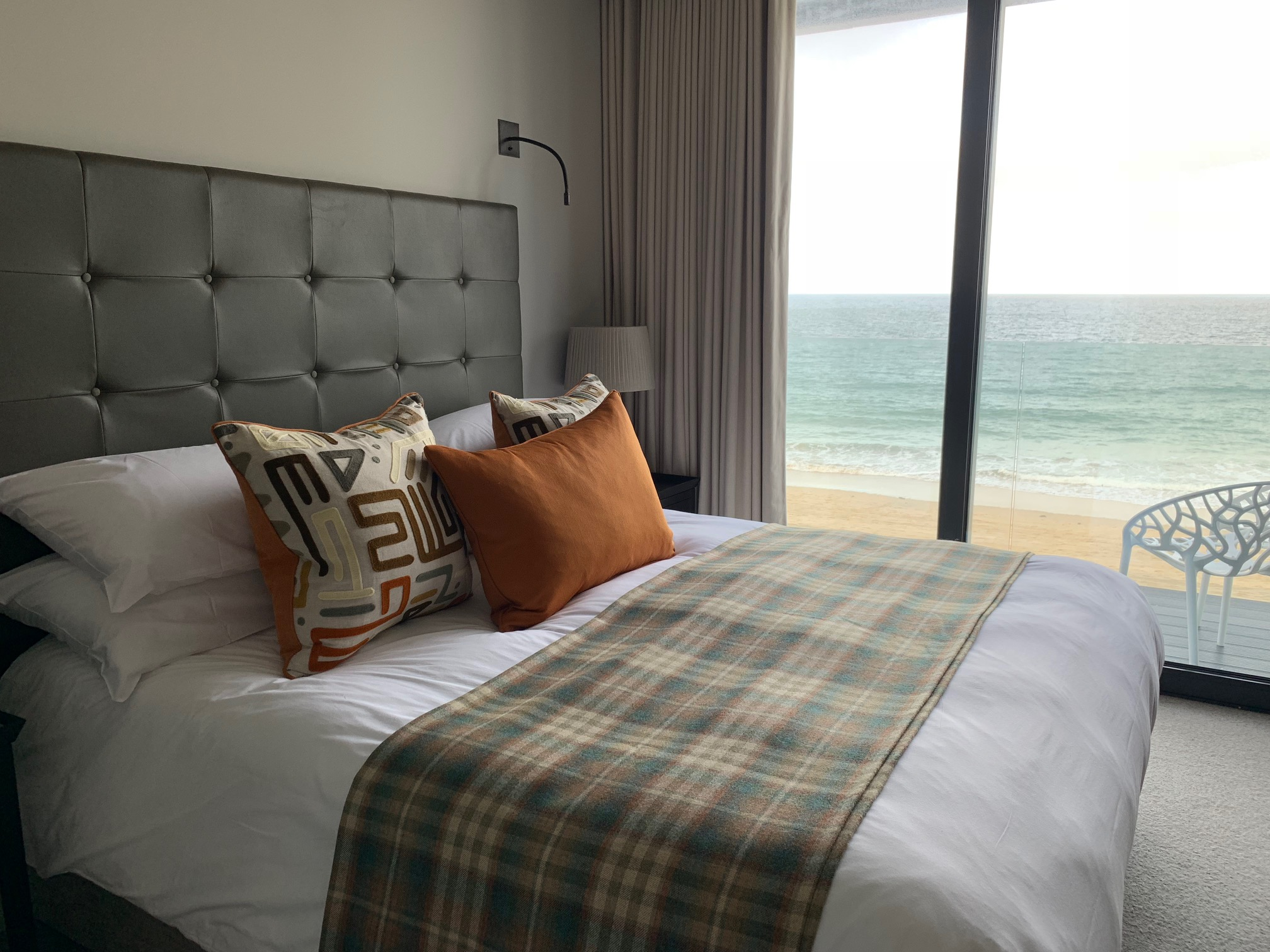 EXCLUSIVE: An inside look at the new £15m beach lodges at Carbis Bay Hotel