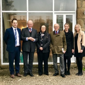 The Coniston Team behind the new holiday cottage development