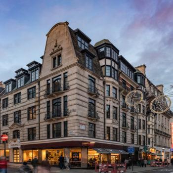 The Nadler Covent Garden – Exterior