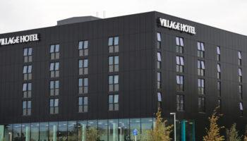 The Village Hotel, Portsmouth.