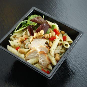 Takeaway Mixed Salad Salad Dining Food Rocket