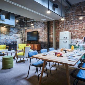 The Lounge + Kitchen resized