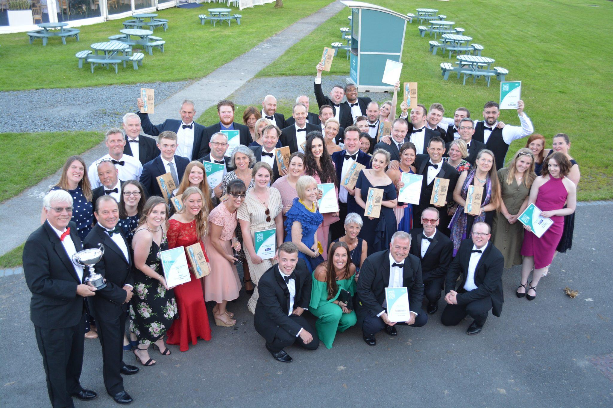 Cumbria Tourism Award winners 2019