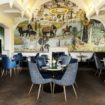 The Fox dining rooms