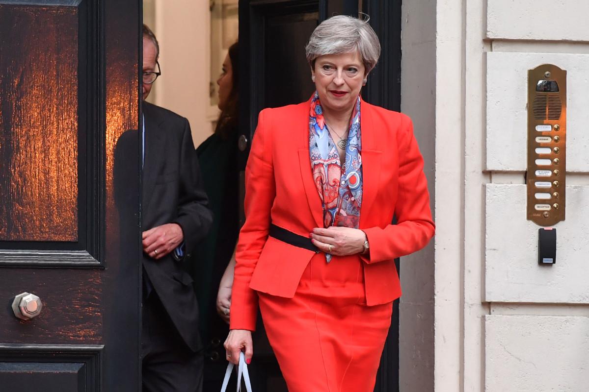 TOPSHOT-BRITAIN-VOTE