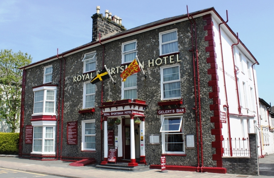 A Best Hotel Front June 2012!