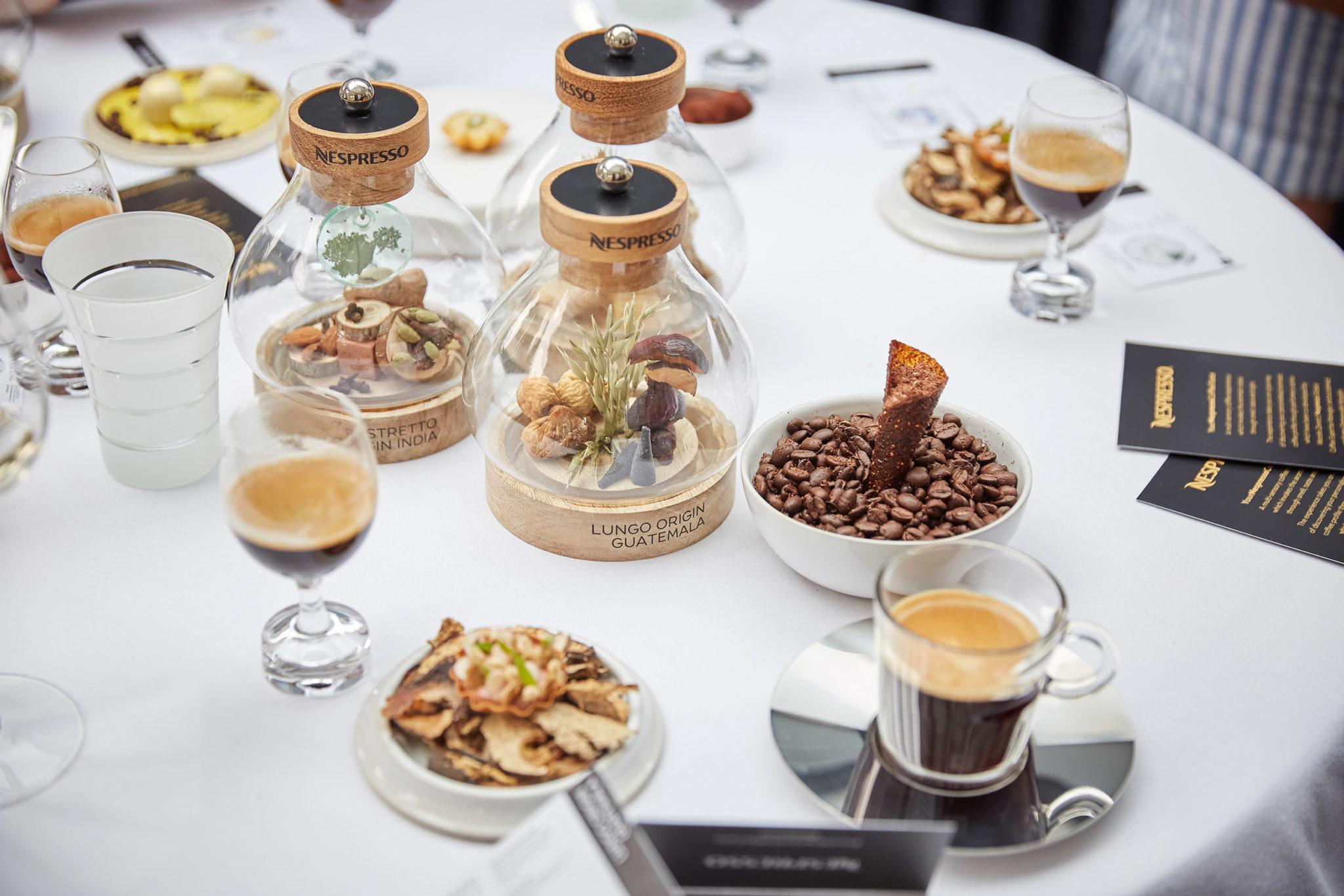 Nespresso Coffee Sommelier experience 2