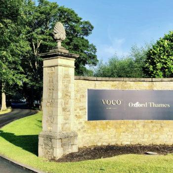 voco oxford thames sign