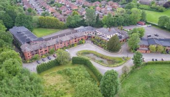 Bredbury – Aerial Image