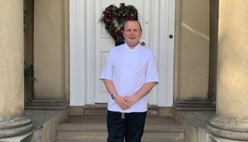 Gareth Jones – Development Chef at Iscoyd Park