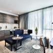 QLCC – One Bedroom Apt Lounge 2