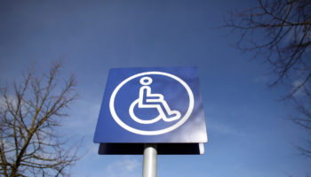 Disabled Parking Signs And Bays