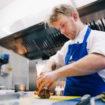 Nick Hawke head chef Talland Bay Hotel