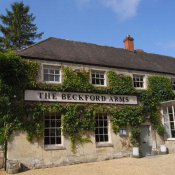 The Beckford Arms – exterior x