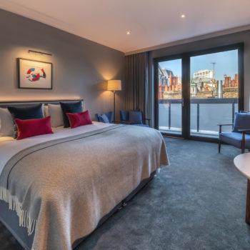 The Resident Covent Garden – Junior Suite 509 LR
