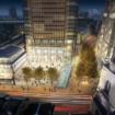 Pan Pacific London – External