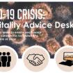 Covid-crisis desk edit