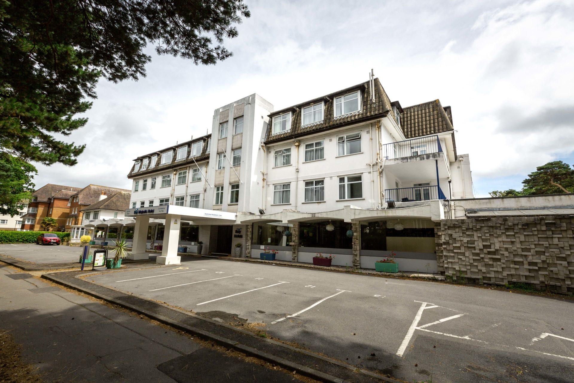 Majestic Hotel, Bournemouth 03.07.20-8043